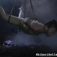 【SM拷問】リアル性奴隷への拷問酷すぎ・・・洗濯ばさみを大量につけて蝋責め