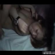 【本物レイプ動画】心の弱い方は見ないで!一人暮らしのエロギャルの家に侵入しガチ強姦する映像
