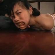 【ロリレイプ動画】大腸直撃!中学生の美少女を縛り上げてアナルに生チンコねじ込んで犯しまくったったwww