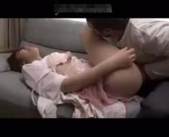 【人妻レイプ動画】白昼の悲劇!美人妻が旦那の父に強引に生チンコぶち込まれて号泣姦・・・