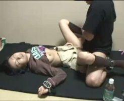 【本物レイプ動画】ガチ注意!大量の睡眠薬を盛られ意識を失った少女が鬼畜に種付けレイプされる一部始終・・・