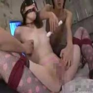 【無修正レイプ動画】美人OL監禁凌辱!鬼畜のレイプ部屋で四肢の自由を奪われて肉棒2本で連続中出し!