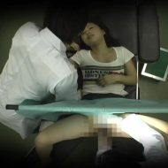 【ガチレイプ動画】ガチ注意!妊娠検査に訪れた女子大生を鬼畜な産婦人科医2人がかりで輪姦レイプする一部始終・・・