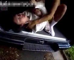 【本物レイプ動画】ガチ閲覧注意!凶悪レイパーに登校途中を車で拉致られたJC少女が処女マンコを肉棒で串刺しに・・・