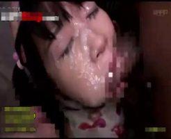 【集団レイプ動画】浴衣姿の中〇生少女が祭りの帰り道にDQN集団に路地裏に連れ込まれ十数本のチンポで凌辱される・・・
