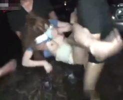 【本物レイプ動画】ガチレイプで発狂し泣け叫ぶ女のトラウマ映像!平常心では見れない・・・