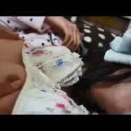 【本物レイプ動画】ガチ注意!ストーカーにクロロホルムで眠らされた女子大生が昏睡中に強姦されて・・・
