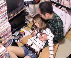 【輪姦レイプ】引きこもりニートが美少女を連れ込みレイプ風景を盗撮!