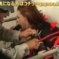 【昏睡レイプ動画】睡眠薬で失った女が公衆便所に拘束放置されホームレスの肉便器にされてしまう・・・