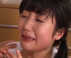 【ロリレイプ動画】痴呆症の癖にチンポだけ元気なジジイが中学生っぽい孫娘を生姦レイプ!