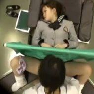 【盗撮レイプ動画】ガチ注意!極悪産婦人科医が妊娠検査に来た女子校生を中出し強姦・・・
