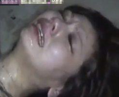 【本物レイプ動画】ゴミのように扱われ集団輪姦されるOLの泣き声が・・・