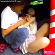 【ガチレイプ動画】車でJK少女を荷台に乗せて拉致し強姦する恐怖・・・