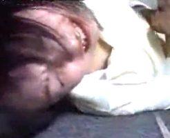 【本物レイプ動画】助けて!JK少女を縛って車に乗せて荷物台で襲うガチ強姦!