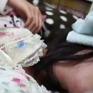【ガチレイプ動画】近親相姦!薬で眠らせたJK娘達の体を犯す親父の個人撮影がリアル・・・