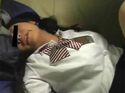 【リベンジポルノレイプ動画】円光JKを密室で犯したガチ映像を流出させた