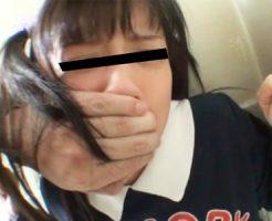 【ロリレイプ】痛いぃ!中●生女子のトイレ中に押し入り強姦し処女マン破る個人撮影の犯罪映像がやばい