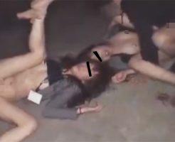 【素人OLレイプ】本気で泣きわめく3人の女性会社員をガチで犯す悲惨な輪姦を個人撮影したDQN