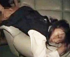 【JCレイプ】何も知らない女子中●生にクロロホルムを嗅がせ処女マン破壊し中出し撮影した鬼畜映像