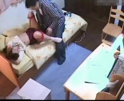 【ロリレイプ動画】幼いJS生徒のカラダを緊縛するロリコン家庭教師!強制アクメで全身痙攣状態を隠し撮り...