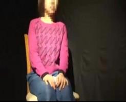 【悲惨レイプ動画】トラウマを告白!一般素人女性が学生時代に強姦された体験を再現!