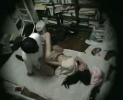 【ロリレイプ動画】ナンパした女子校生が生意気だったから強引に部屋に連れ込んで中出ししたったw