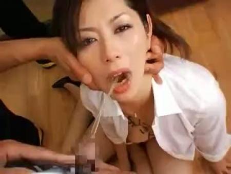 【女教師集団レイプ動画】美人教師の弱みを握って脅迫レイプ!連続中出し後ションベンがぶ飲みさせたったwww