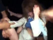 【本物レイプ】ガチにしか見えない強姦映像…OLが犯され山中で置き去りにされる衝撃映像