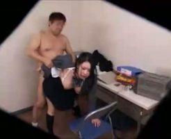 【JKレイプ動画】盗撮映像流出!万引きした女子校生が店長に監禁され中出しレイプされる一部始終・・・