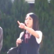 【JK レイプ動画】こんな彼女が欲しい・・・その欲望が暴走し拉致して大量中出し決行!