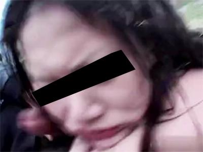 【無修正レイプ動画】酷い・・・出会い系で知り合った素人パイパン娘をドライブと言い野外で強姦