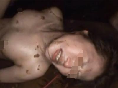 【本物レイプ動画】※閲覧注意 ガチDQNヤリサーが車に拉致って暴力と怒鳴り声で怯えた女を拘束輪姦