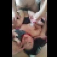 【流出】人生オワタ・・・大学生ヤリサーがJK拉致ってスマホ撮影した輪姦犯罪映像がネットに晒された
