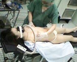 【昏睡レイプ】医師が犯した犯罪記録、麻酔をかけ昏睡状態の人妻に中出し・・・