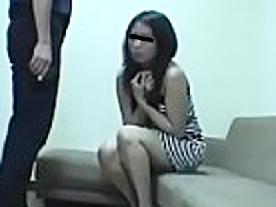 【ガチレイプ】スタンガンの電流に震え、非道で鬼畜な強姦で泣きわめく素人女性を個人撮影した記録映像