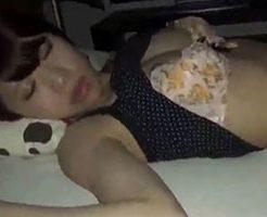 【無修正】取引先の可愛い受付嬢を昏睡レイプ!体の隅々までしっかりと撮影!